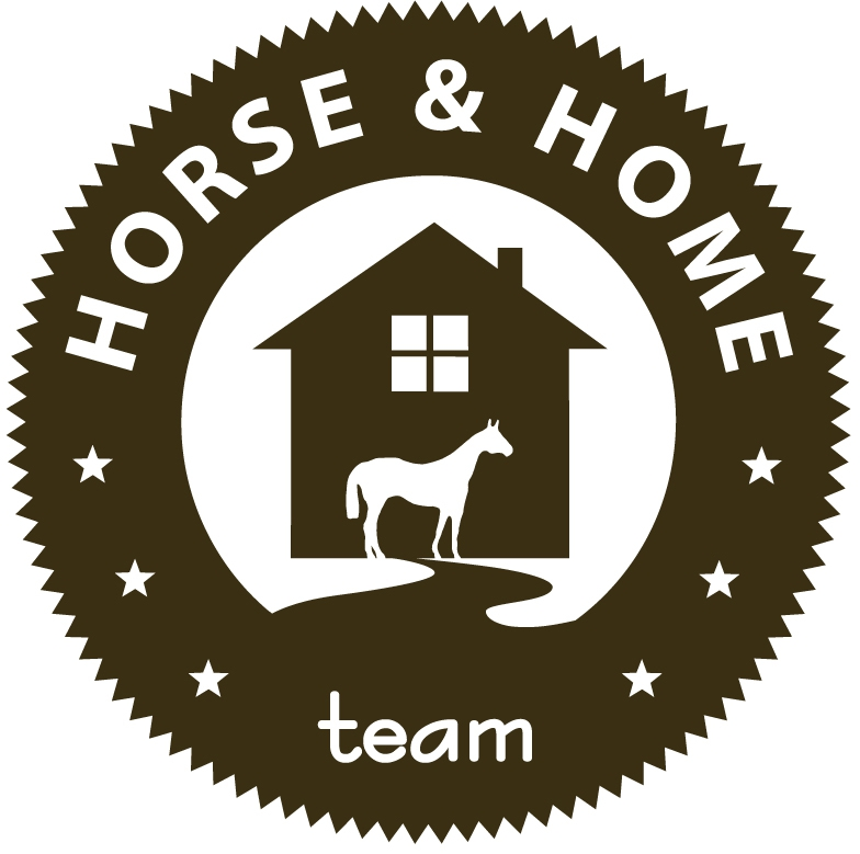 horse and home logo