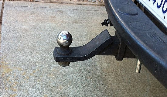 Truck Trailer Hitch >> I Ll Never Remove My Trailer Hitch Again Bob Is The Oil Guy