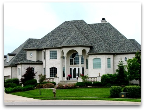 Geist indiana waterfront homes in cambridge for House builders in indiana