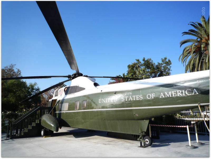 Marine I Richard Nixon Library