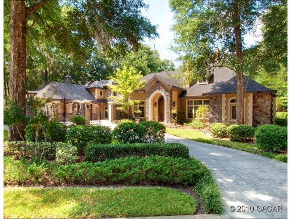 Luxury Homes Gainesville FL