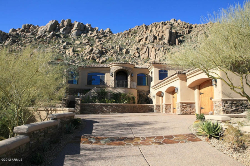 Troon Homes for Sale in Scottsdale -  Luxury Homes in Troon for Sale