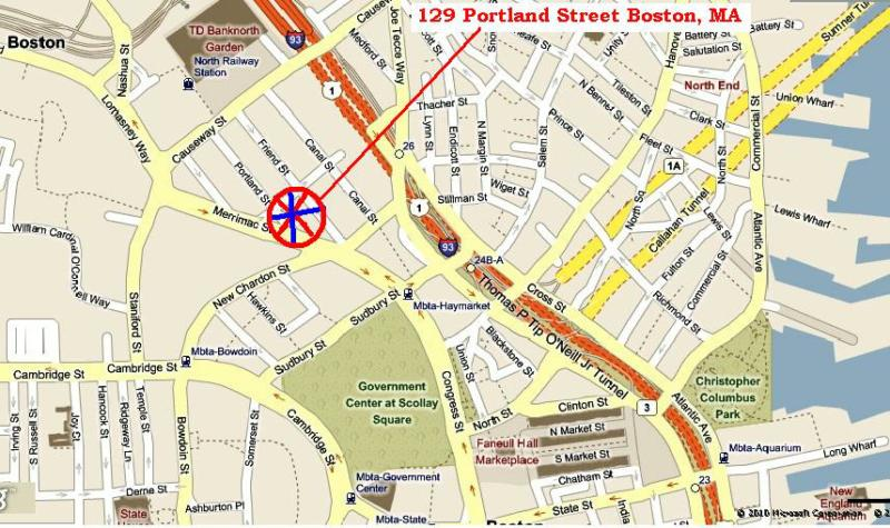 Downtown Boston Office Space for Lease SUBLEASE  North Station