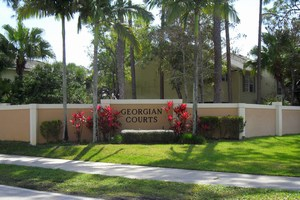 Townhomes For Sale in Georgian Courts Wellington FL Real Estate