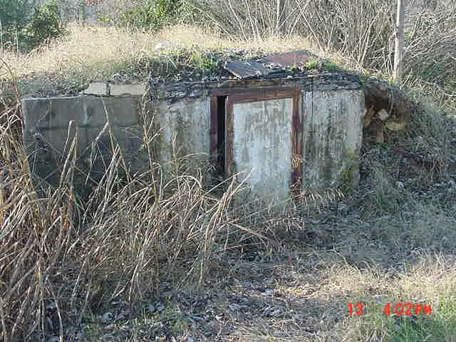 Odd Things Used As Storm Shelter : Would a steel shipping container make good storm shelter