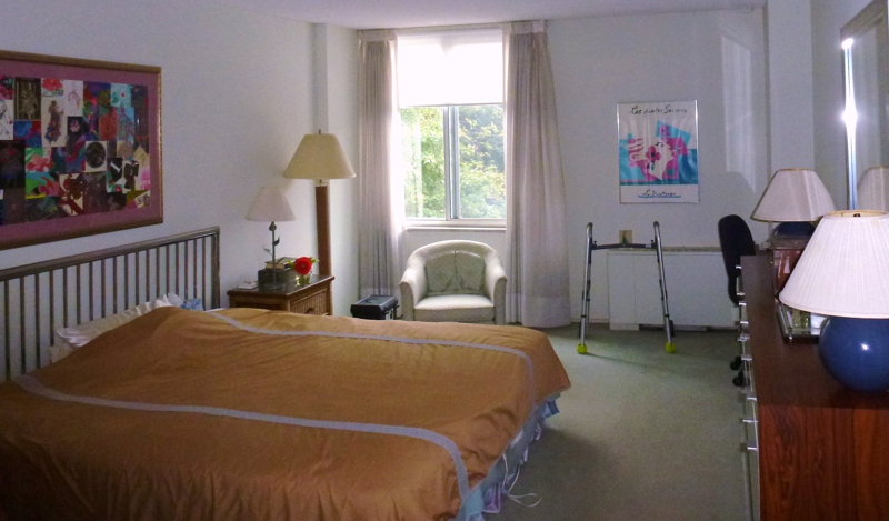 King Size Bedroom  HomeRome 410-530-2400