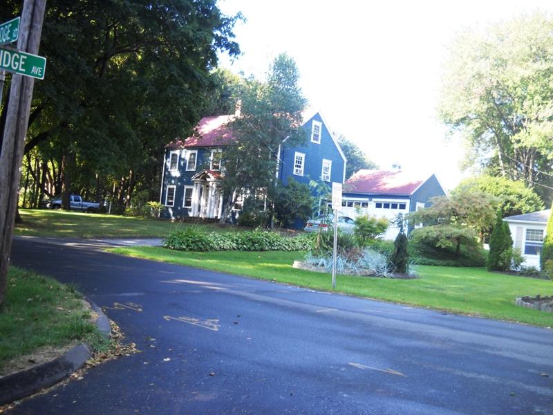 West Terrace: A Treelined Danbury CT Neighborhood Close to I-84