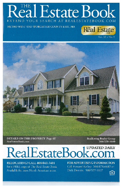 Real Living Realty Group Featured Home in The Real Estate Book