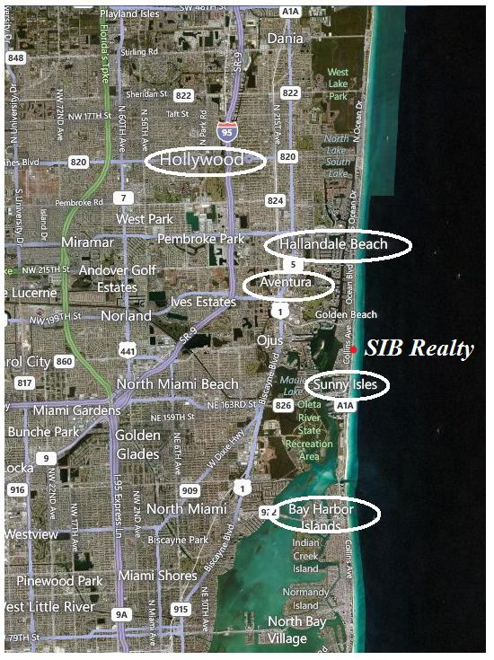 Aventura, Bal Harbour, Hallandale, Hollywood and Sunny Isles Beach Condo Market Update 11/18/2011 | SIB Realty 305-931-6931 | www.SIBRealty.com