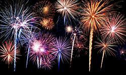 Cleveland OH fireworks 2010