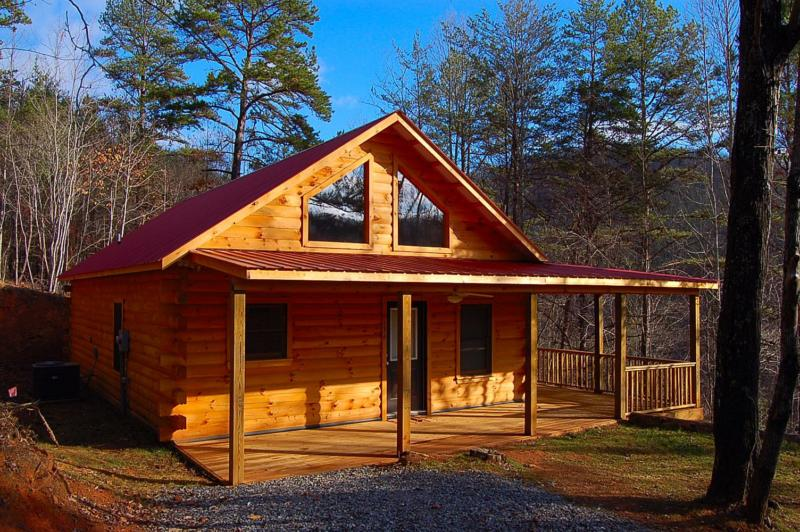 Great Get Away Cabin In The Woods Of Murphy Nc 28906