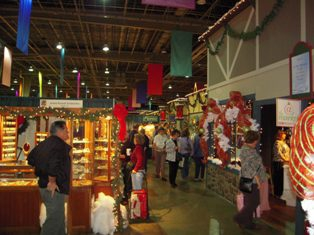 Southern christmas show in charlotte nc for Traditions charlotte nc
