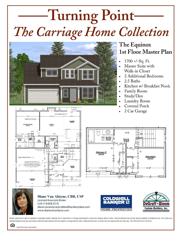 New Construction Homes for Sale in Malta NY, Mechanicville
