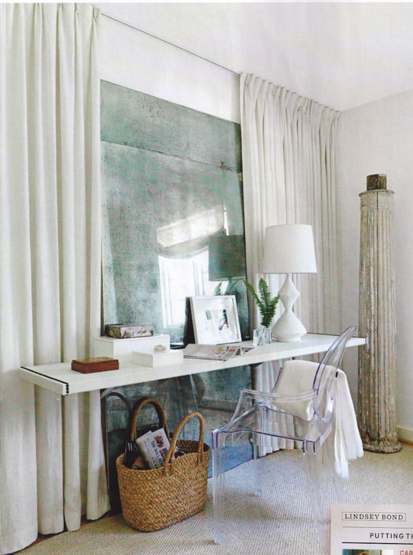 New life for old MIRRORED WALLS in Vero Beach,Florida homes