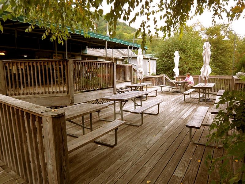 Old Rock Cafe, Chimney Rock NC
