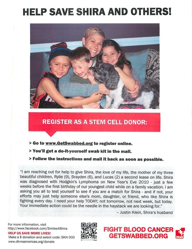 Help Save Shira