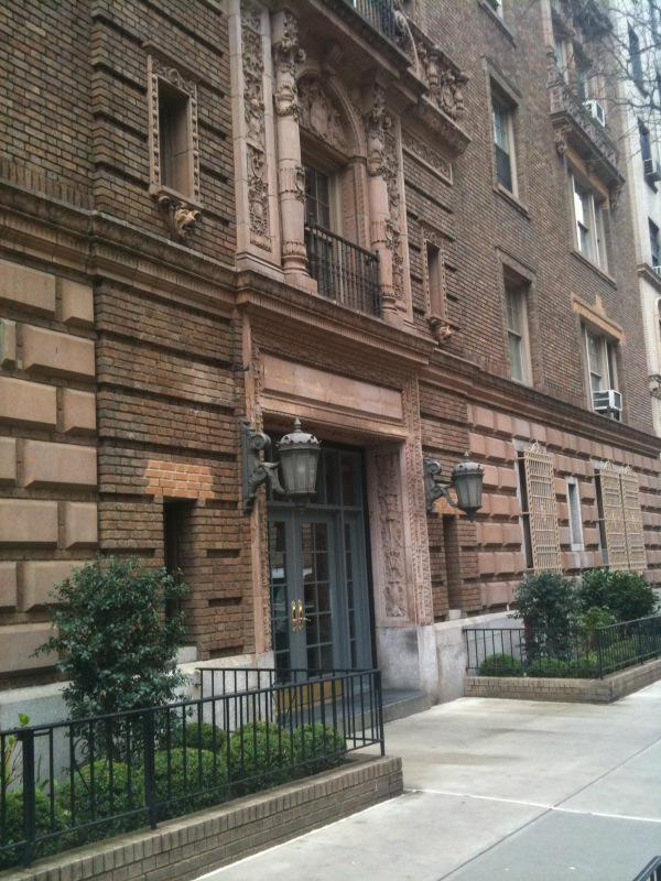 530  West End Avenue; Pre-war Condo