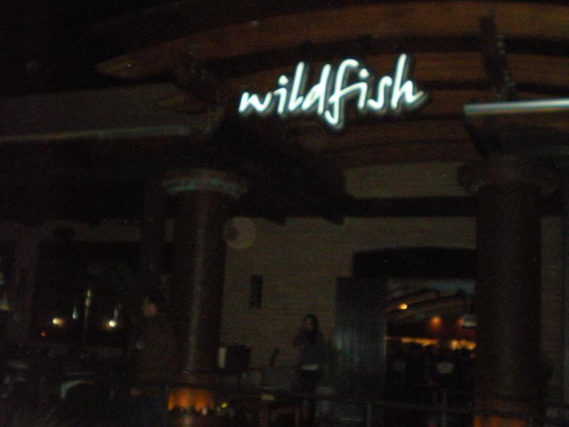 Wildfish seafood grille san antonio texas for Wild fish san antonio