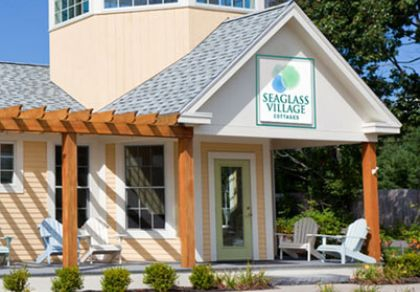 seaglass village in wells maine to build 4 season cottages - Cottages To Build