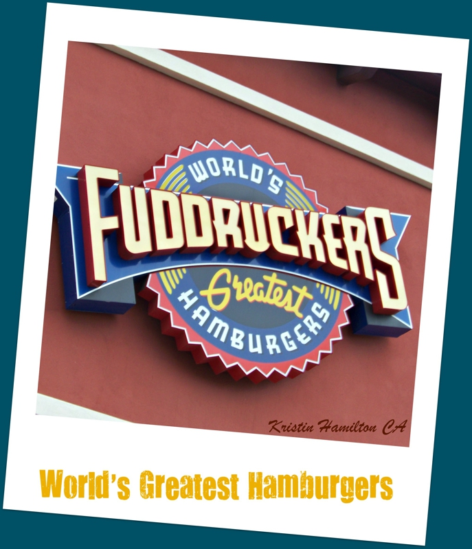 Fudruckers World's Greatest Hamburgers