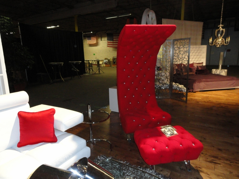 That Red Chair