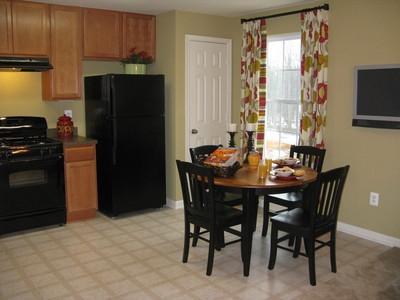Clarksburg Kitchen