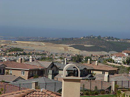 Dramatic views from San Elijo Hill in San Marcos