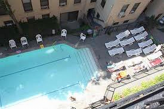 Hoboken swimming pool