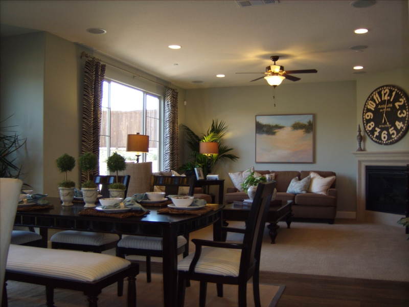 Sienna Sand Neutral Paint Colors In A Carlsbad Home For