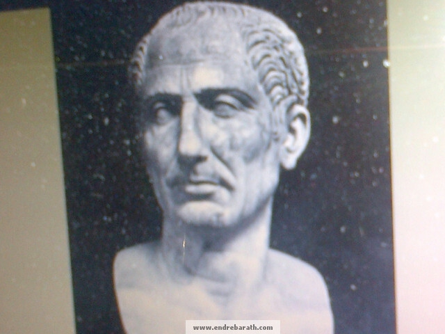 Julius Caesar assassinated on the Ides of  March