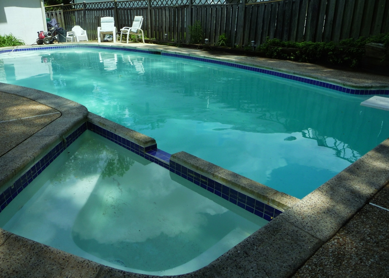 Back Yard Pool HomeRome 410-530-2400
