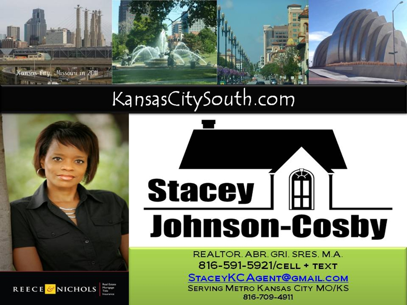 Kansas City Real Estate Stacey Johnson-Cosby