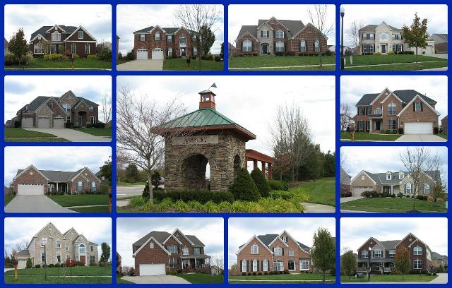 Ashmont community of Mason Ohio 45040