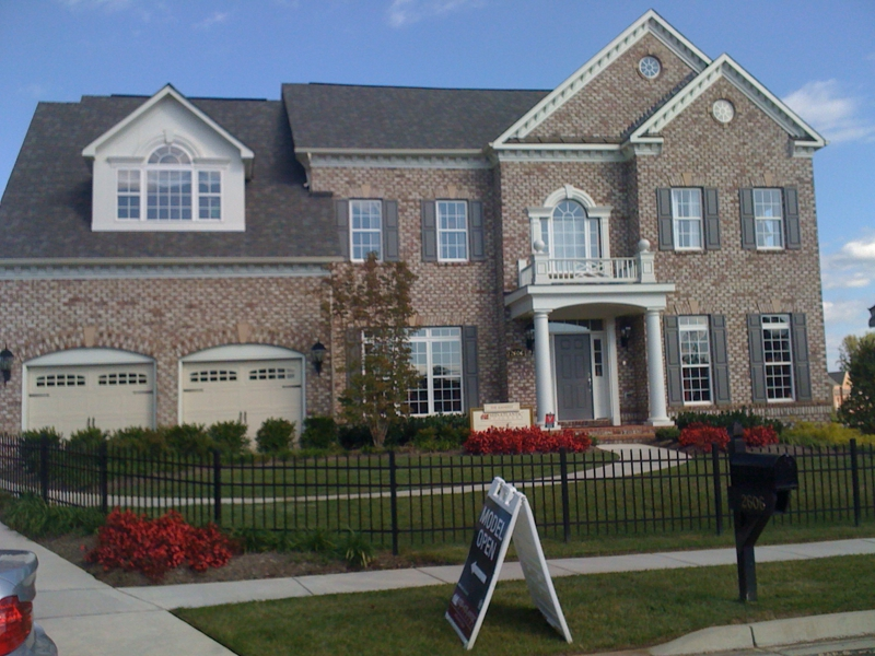 Quick delivery new homes beechtree upper marlboro md for Builders in md