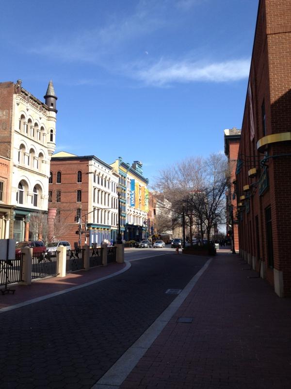 Museum Row West Main Street Downtown Louisville
