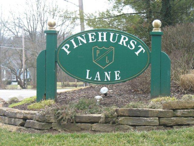 Sycamore Township Ohio Patio Homes For Sale Pinehurst Lane