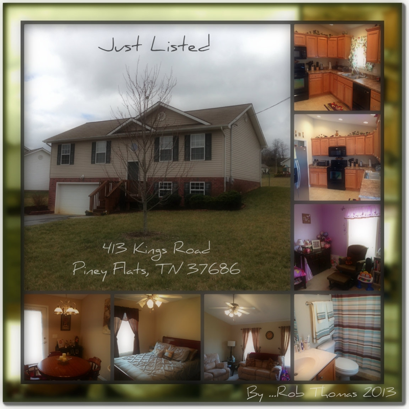 3 Bedroom Homes For Sale In Piney Flats TN 37686 ...Just