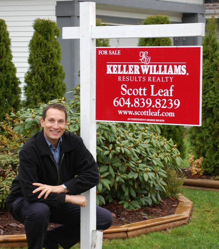 Scott Leaf Keller Williams Results Realty