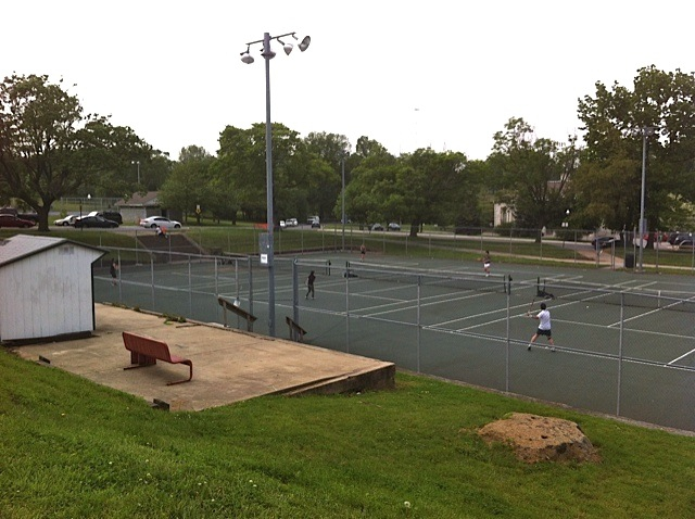Druid Hill Tennis Courts