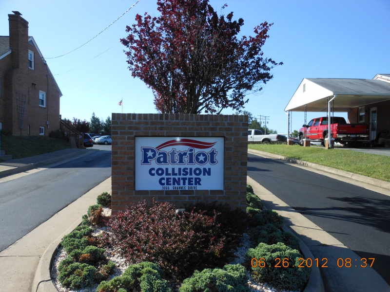 Patriot Collision Center - Winchester, VA - Your Hometown ...