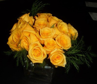 Yellow Roses HomeRome Realty