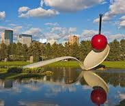 Sculpture Garden -Minneapolis MN