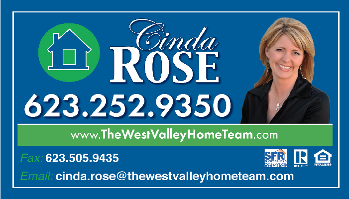 Cinda Rose - The West Valley Home Team