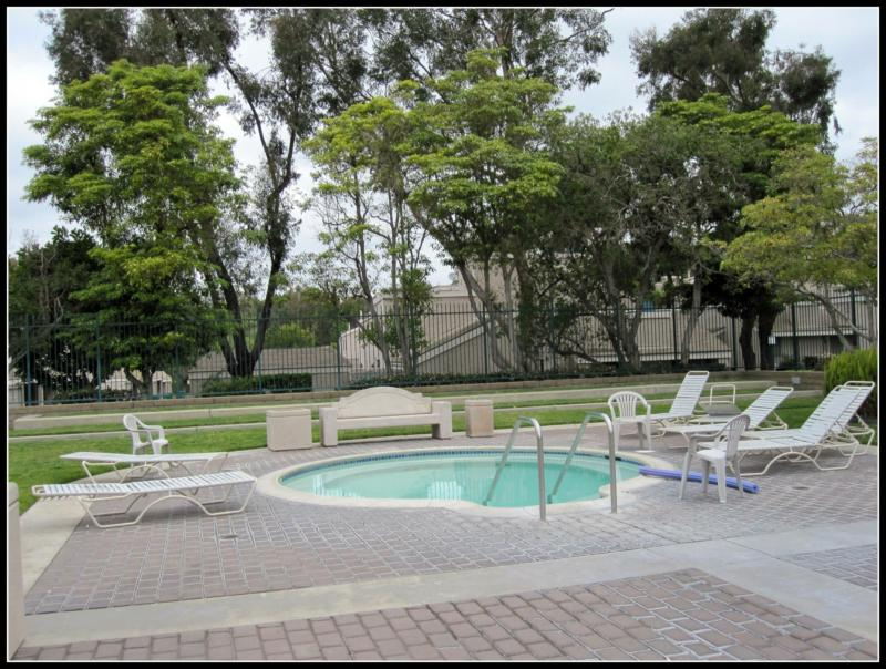 Newport Terrace Pool Area