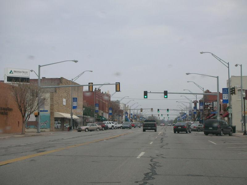 Main Street Broken Arrow