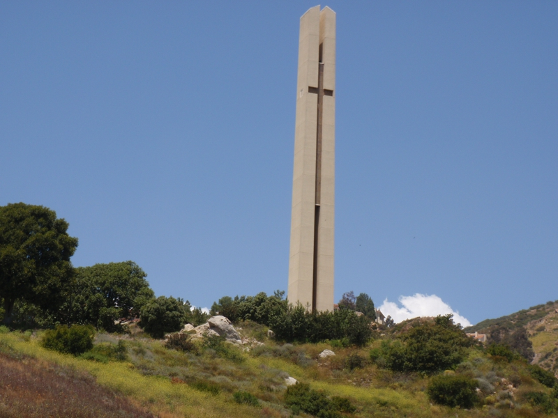 Immages of Pepperdine University's Christian Symbol
