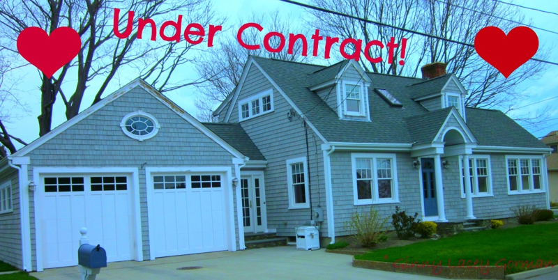 North Kingstown RI real estate home in contract