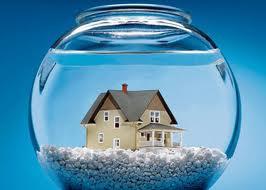homes underwater