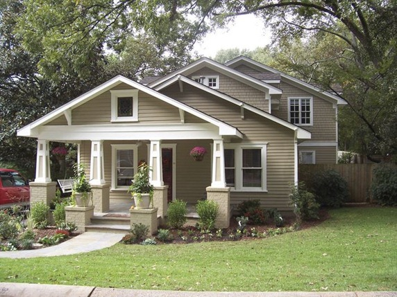 history of the craftsman style home find one in nashville