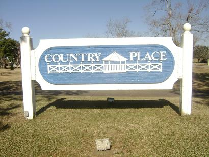 Welcome to Country Place